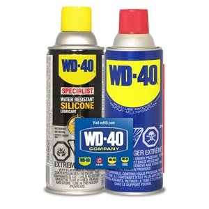 WD-40 2 -oz WD-40 311g and 311 Specialist Silicone Twin Pack