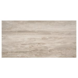 American Olean 12-in x 24-in Westbend Soft Taupe Porcelain Floor and Wall Tile