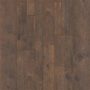 Pergo TimberCraft + WetProtect Waterproof Corner Brook Hickory 7.48-in W x 3.93-ft L Handscraped Wood Plank Laminate Flooring