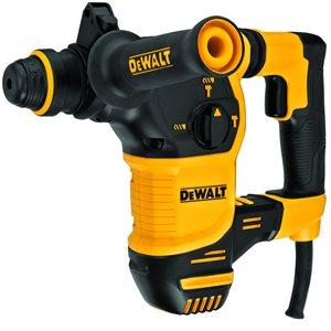 DEWALT 8.5 Amp 1 1/8-in SDS-plus Rotary Hammer (D25333K)