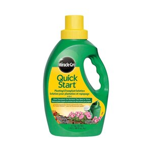 Miracle-Gro 48 Ounce(S) Synthetic Flower Food Liquid 4 Percentage 12 Percentage 4 Percentage
