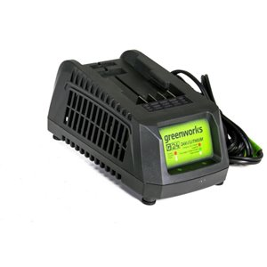 Greenworks 24-Volt Lithium Ion (Li-Ion) Fast Charger