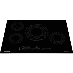 Frigidaire 30-in 4-Element Induction Cooktop (Black) ENERGY STAR