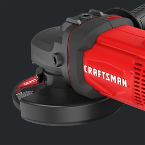 CRAFTSMAN 4.5-in 20-Volt MAX Lithium-Ion Cordless Small Angle Grinder (Tool Only)