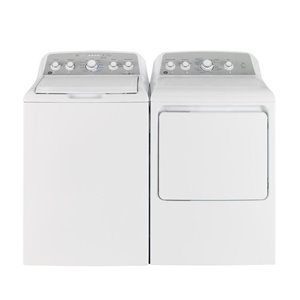 GE 4.9 cu ft High-Efficiency Top-Load Washer (White) ENERGY STAR