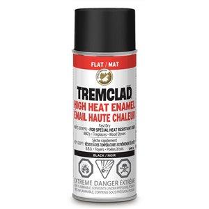 Rust-Oleum 340g Flat Black Specialty High Heat Ultra Spray Paint