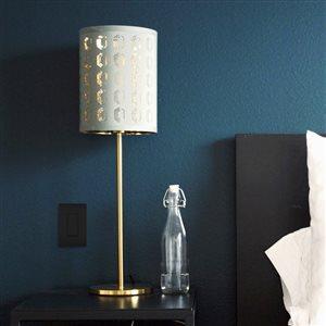 Legrand 15-Amp Black Decorator Light Switch