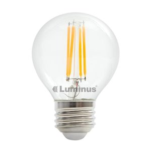 Luminus 40-Watt/350 Lumens Medium Base (E-26) Dimmable Globe LED Light Bulb (2-Pack)