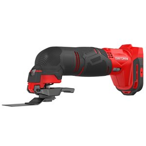 CRAFTSMAN 20-Volt MAX Lithium-Ion Cordless Oscillating Tool Kit (Tool Only)