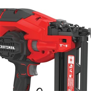 CRAFTSMAN 20 max-Volt Brad Cordless iler with Battery