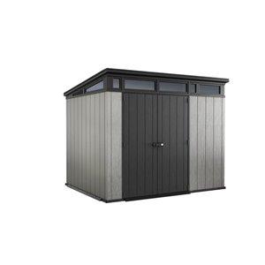 Keter 7-ft x 9-ft Artisan Storage Shed 237083