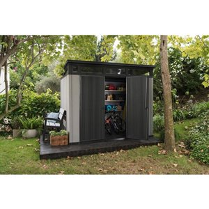 Keter 7-ft x 9-ft Artisan Storage Shed
