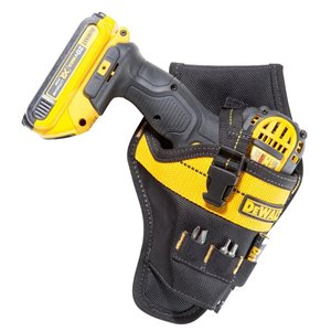 DEWALT One size fits all Polyester Drill holder