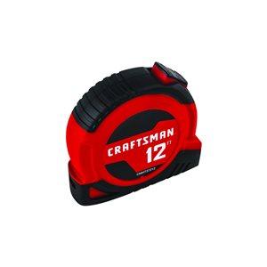 CRAFTSMAN SELF-LOCK 1/2 X 12-FT TAPE
