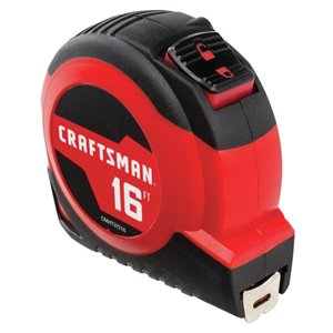 CRAFTSMAN SELF-LOCK 3/4 X 16-FT TAPE