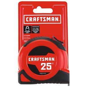 CRAFTSMAN SELF-LOCK 1 X 25-FT TAPE