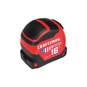 CRAFTSMAN PRO-11 1.25 x 16-ft Tape