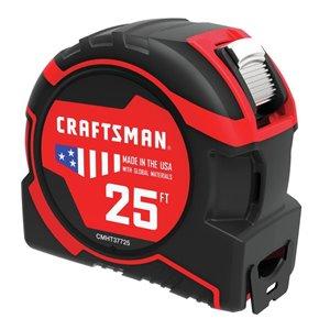CRAFTSMAN Pro-Lock 1.25 x 25-ft Tape