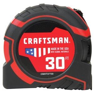 CRAFTSMAN Pro-Lock 1.25 x 30-ft Tape