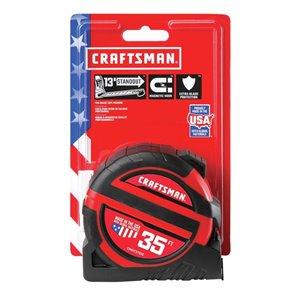 CRAFTSMAN PRO-13 1.25 X 35-FT TAPE