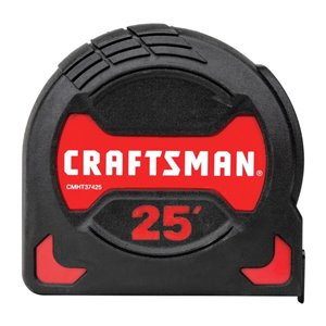 CRAFTSMAN PRO-10 1.25 X 25-FT TAPE