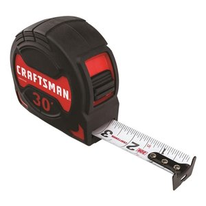 CRAFTSMAN PRO-10 1.25 X 30-FT TAPE