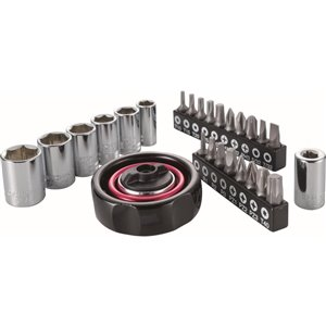 CRAFTSMAN 26-Piece Standard (SAE) and Metric Mechanic's Tool Set