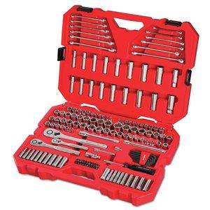 CRAFTSMAN 159-Piece Standard (SAE) and Metric Mechanic's Tool Set