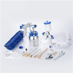 Kobalt 45-Piece Multi-Purpose Spray Gun Kit