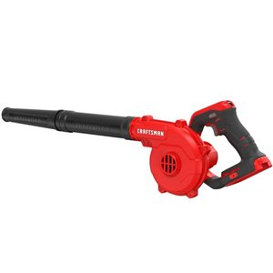 CRAFTSMAN 20-Volt MAX Lithium-Ion Leaf Blower (Tool Only)