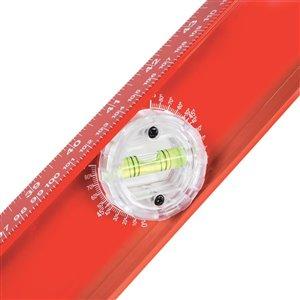 CRAFTSMAN 48.0 I-beam level Standard Level