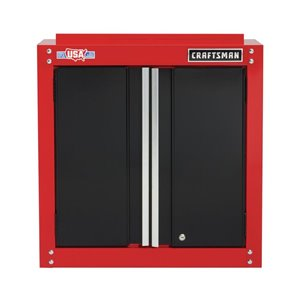 CRAFTSMAN 2000 Series 28 W x 28 H x 12 D Steel Wall-mount Garage Cabinet