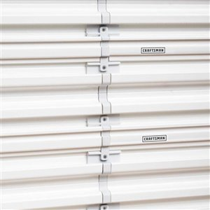 CRAFTSMAN VersaTrack Wall Storage Rail Accessory- Set of 4 Joiners to Connect Trackwall Rails
