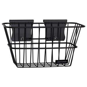 CRAFTSMAN VersaTrack Wall Storage Rail Accessory- Wire Basket