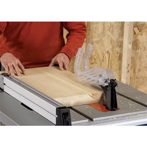 Bosch 10-in 15 Amp Worksite Table Saw with Gravity-Rise Wheels Stand