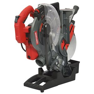 CRAFTSMAN 10-in Single Bevel Compound Corded Miter Saw