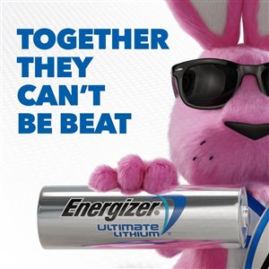Energizer Ultimate Lithium AA Batteries (12-Pack)