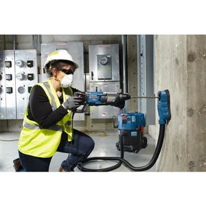 Bosch 5/8-in x 12-in SDS-plus Bulldog Rotary Hammer Bit