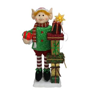 30-in Multicolour LED Musical Dancing Elf