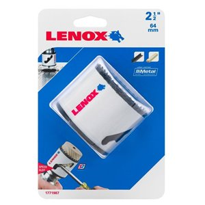 LENOX LNX 2-1/2-in Non-Arbored Hole Saw