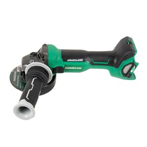 Metabo HPT (was Hitachi Power Tools) 4.5-in 36-Volt Cordless Angle Grinder (Bare Tool)