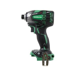 Metabo HPT (was Hitachi Power Tools) 36-Volt Lithium ion (Li-ion) 1/4-in Cordless Variable Speed Impact Driver with (no case)