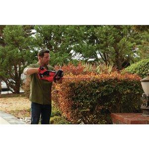 CRAFTSMAN 22-in 20V MAX Cordless Sawblade Hedge Trimmer