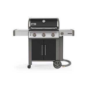 Weber Genesis II E-315 3-Burner Black Natural Gas Grill