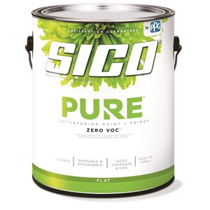 SICO Multi-Colour Flat Latex Interior Paint (Actual Net Contents:124.0)