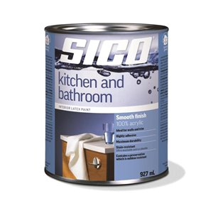 SICO Multi-Colour Soft-gloss Latex Interior Paint (Actual Net Contents:30.0)