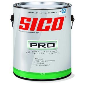 SICO Multi-Colour Flat Latex Interior Paint (Actual Net Contents:124.0)