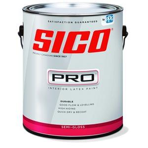 SICO Multi-Colour Semi-gloss Latex Interior Paint (Actual Net Contents:124.0)