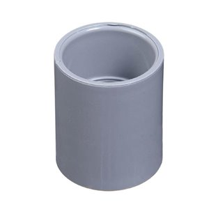 CARLON 2-in Bushing Coupling Schedule 40 PVC Compatible Schedule 80 PVC Compatible Conduit Fitting