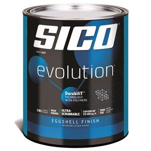 SICO Multi-Colour Eggshell Latex Interior Paint (Actual Net Contents:30.0)